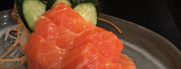 Sushi Ni Ichi is one of Gespeicherte Orte von Sonya.