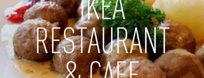 IKEA Restaurant is one of Eateries in Selangor & KL.
