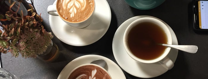 Code Black Coffee is one of Eat, Drink Melbourne.