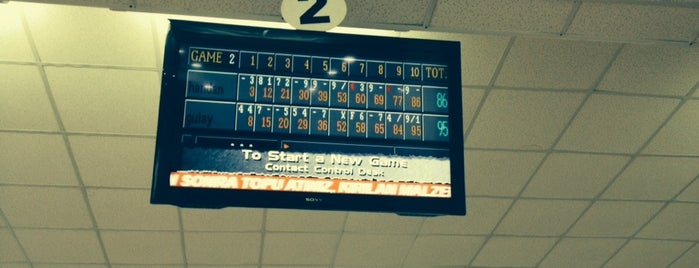 Batman Park Bowling is one of Locais curtidos por Derin.