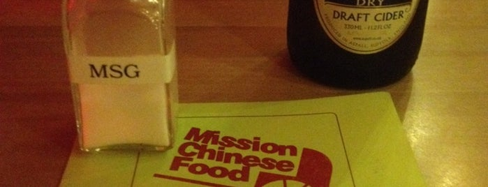 Mission Chinese Food is one of The San Franciscans: Mission.
