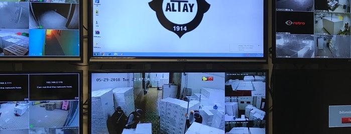 Tumay Balikcilik Gida Dis Ticaret A.S. is one of Özgür: сохраненные места.