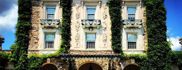 Kykuit is one of Hudson Valley.