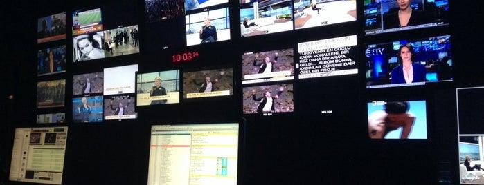 Kanaltürk TV is one of Op Dr'ın Beğendiği Mekanlar.