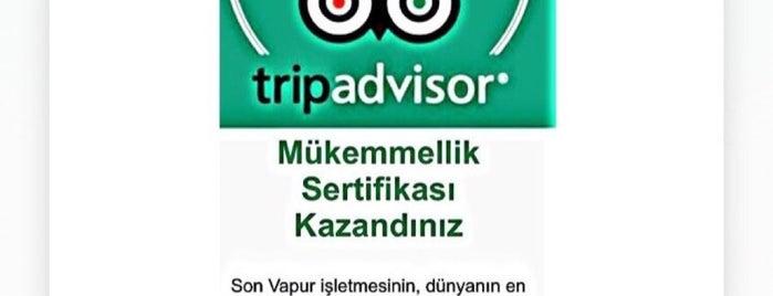 Son Vapur  Butik Otel/Restaurant is one of gökçeada.