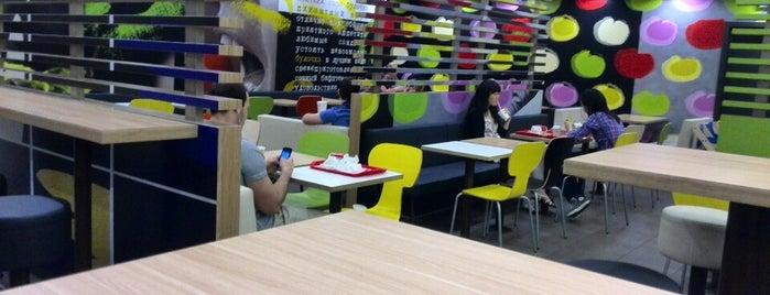 McDonald's is one of Marina 님이 좋아한 장소.