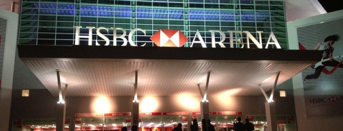 HSBC Arena is one of BSPRJ.