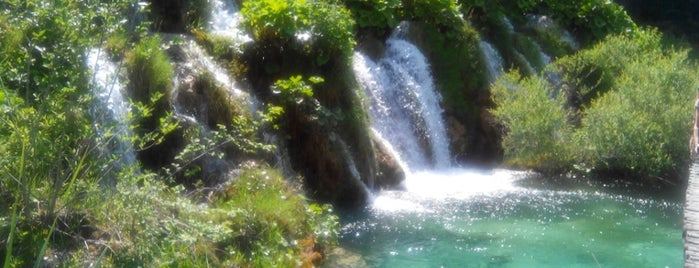 Nacionalni park Plitvička jezera is one of Top photography spots.