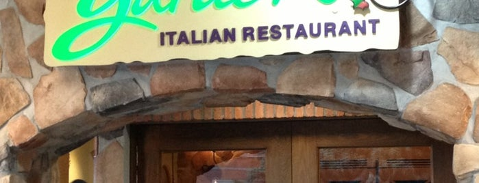 Olive Garden is one of ITALIANA.