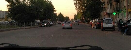 Хрустальная улица is one of ProФитнес 💪🏻 님이 저장한 장소.