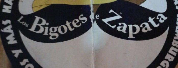 Los Bigotes de Zapata is one of Locais salvos de Francisco Adun.