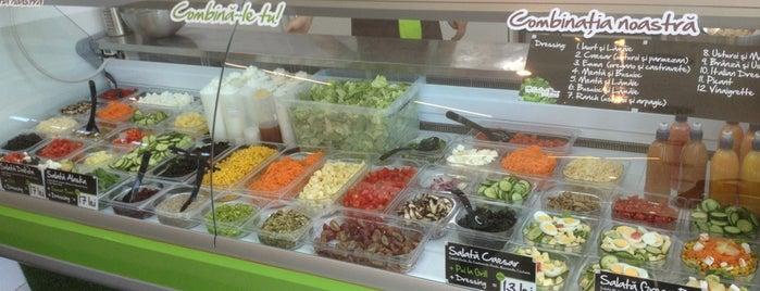 Salad Box is one of vega és egészség.