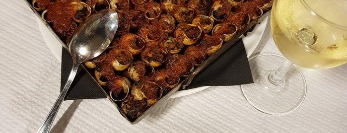 Can Serrallonga. Menjar i beure is one of Llocs per menjar.