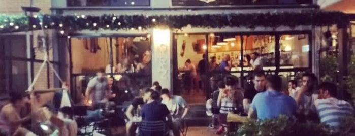 GARAZaki is one of Athens Best: Bars.