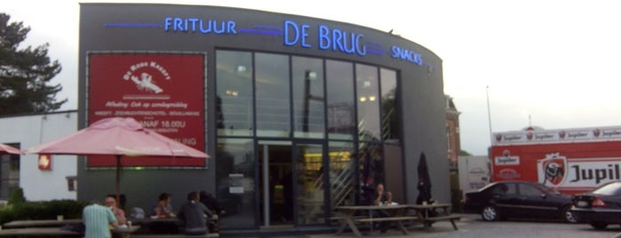 Frituur De Brug is one of ETEN!DRINKEN!.