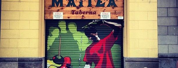 Maitea is one of Viva Barcelona!.