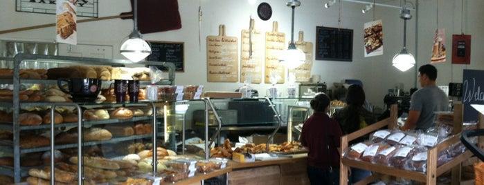 Firehook Bakery is one of Date Spots.