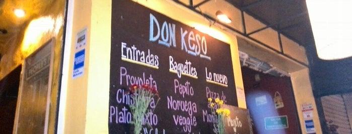 """Don Keso """"El Lugar Del Barrio"""" is one of Algún día,  muy pronto 😊."""