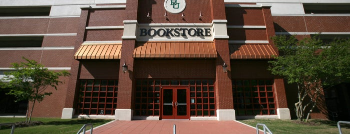 Baylor Bookstore is one of Posti che sono piaciuti a Adam.