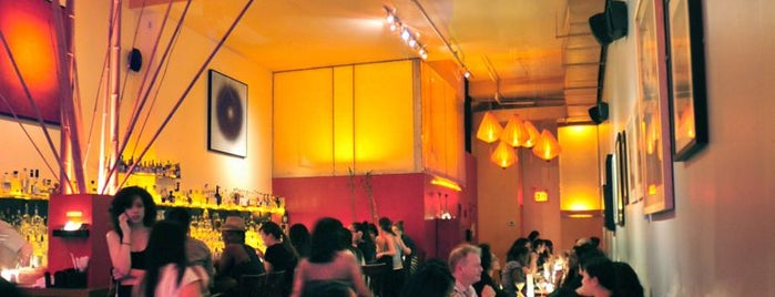 Verlaine Bar & Lounge is one of LES.