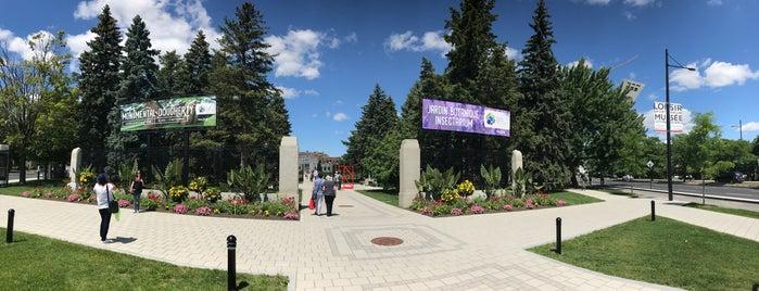 Jardin Botanique de Montréal / Montreal Botanical Garden is one of สถานที่ที่ Tasha ถูกใจ.