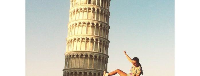 Torre di Pisa is one of 5 Коллекция – Жемчужины и бриллианты!!!.