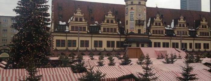 Leipziger Weihnachtsmarkt is one of Leipzig.