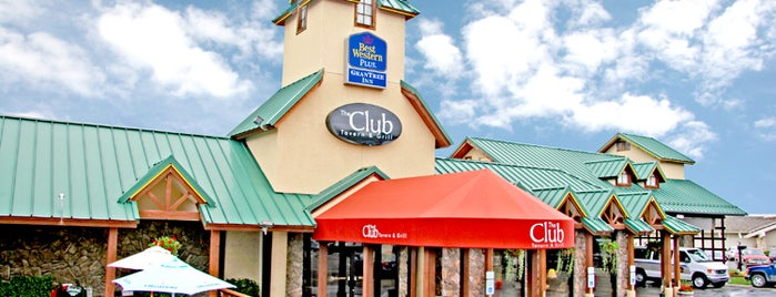 Best Western Plus Grantree Inn is one of Southern Jets Innanashional Layover Hotels.