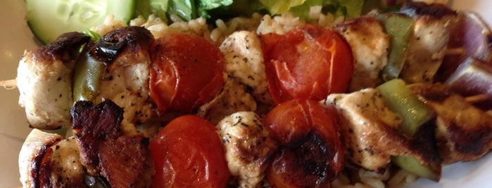 Zoës Kitchen Is One Of The 15 Best Vegetarian And Vegan Friendly Places In Fayetteville