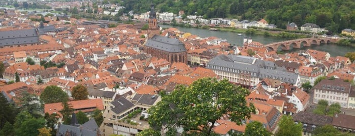Heidelberg is one of Германия.