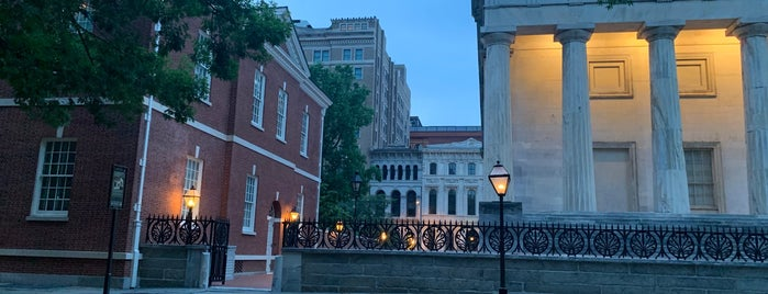 American Philosophical Society Museum is one of USA 3.
