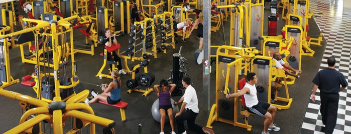 Retro Fitness is one of The Williamsburg List by Urban Compass.