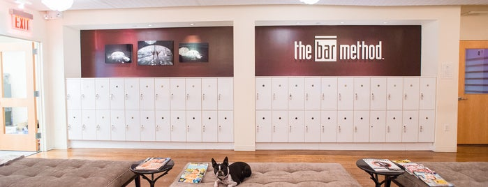The Bar Method is one of The Soho List by Urban Compass.
