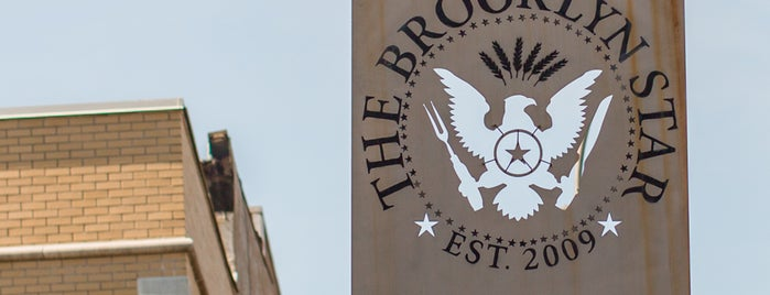 The Brooklyn Star is one of The Williamsburg List by Urban Compass.
