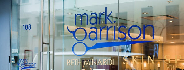 Mark Garrison Salon is one of The Upper East Side List by Urban Compass.