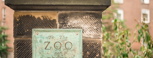 Central Park Zoo is one of The Upper East Side List by Urban Compass.
