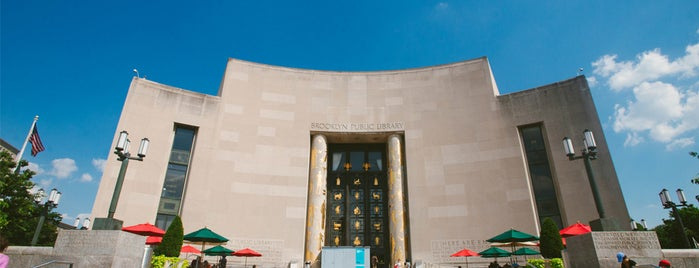 Brooklyn Public Library (Central Library) is one of The Park Slope List by Urban Compass.