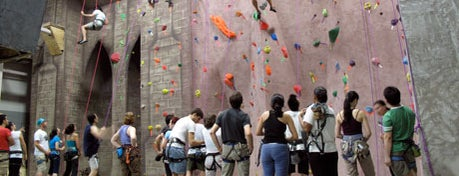 Brooklyn Boulders is one of The Park Slope List by Urban Compass.