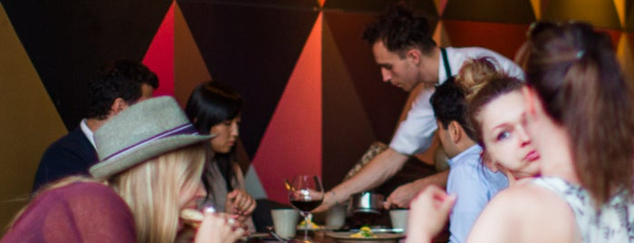 Aska is one of The Williamsburg List by Urban Compass.