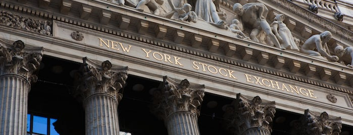 New York Stock Exchange is one of The Financial District List by Urban Compass.