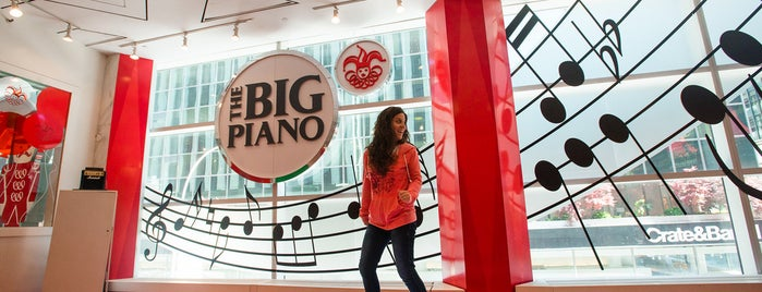 FAO Schwarz is one of The Midtown East List by Urban Compass.
