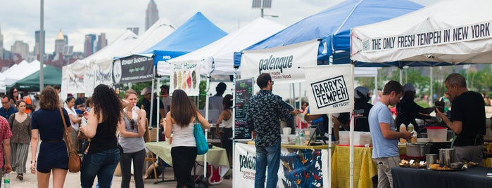 Smorgasburg Williamsburg is one of The Williamsburg List by Urban Compass.