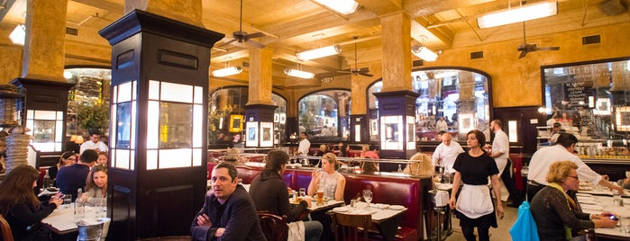 Balthazar is one of The Soho List by Urban Compass.