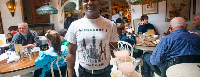 Serendipity 3 is one of The Upper East Side List by Urban Compass.