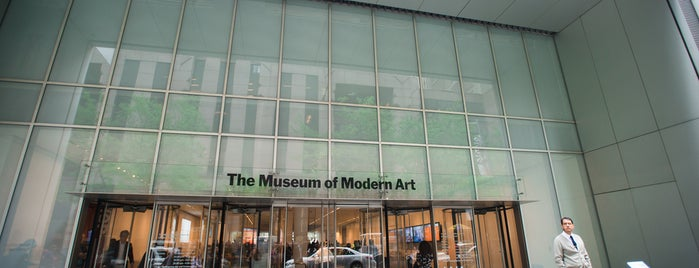 Museo d'Arte Moderna (MoMA) is one of The Midtown East List by Urban Compass.
