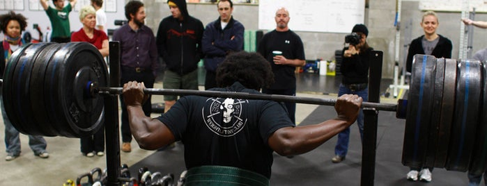 Crossfit South Brooklyn is one of The Park Slope List by Urban Compass.