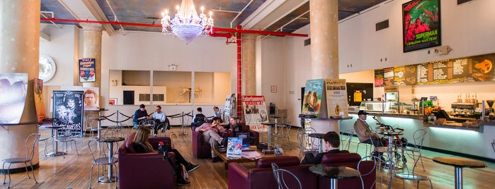 Angelika Film Center is one of The Soho List by Urban Compass.