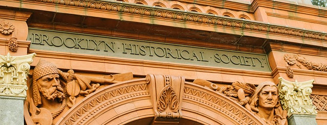 Brooklyn Historical Society is one of BK To Do.