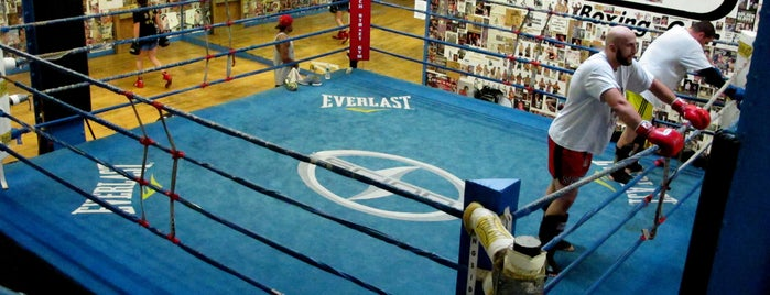Church Street Boxing Gym is one of The Financial District List by Urban Compass.