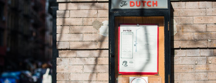 The Dutch is one of The Soho List by Urban Compass.